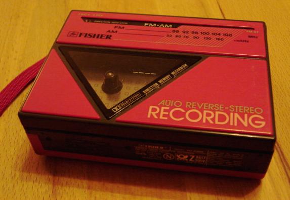 Stereo Cassette Recorder